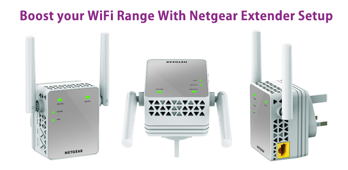 How to setup Netgear Extender