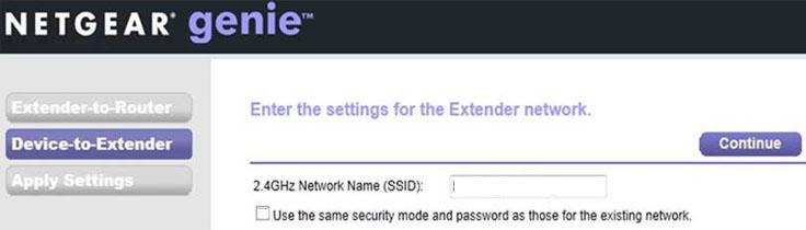 Troubleshooting Netgear WiFi Range Extender | Mywifiext net