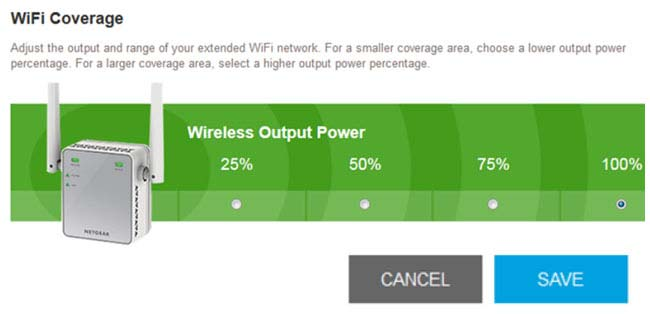 extend WiFi coverage