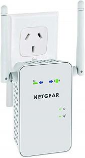 Netgear EX3920 Setup